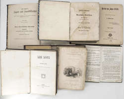 40.10.50: Books - Autographs, Books, bibliography - bibliology