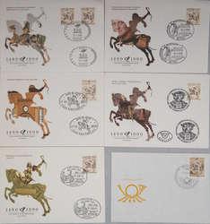 2110: Postgeschichte, Postwesen