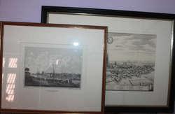 100.55: Gemälde, Aquarelle - 20. Jh.