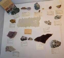 550.50: Jewelry, gem stones