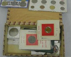 100.70: Lots - Münzen