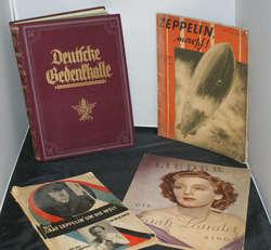 40.10.90: Books - Autographs, Books, literature and illustrated books 20th century
