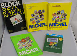 8020: Michel Catalogues Europe