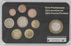 40.480.10.10: Europa - Slowakei - Euro Münzen  - Münzsätze