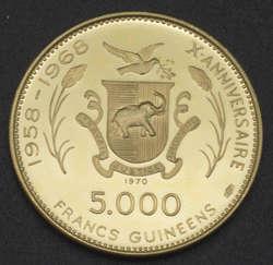 50.150: Afrika - Guinea