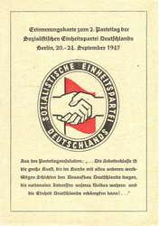 1370010: SBZ Berlin Brandenburg - Postkarten