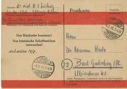 1300: Gemeinschaftsausgaben - Postkarten