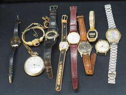 800.30: Clocks, wrist watches