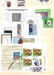 7068: Sammlungen und Posten Bundesrepublik und Berlin