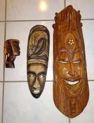 10.10: Afrika, Ozeania, Ethnika - Afrika
