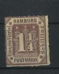35: Altdeutschland Hamburg
