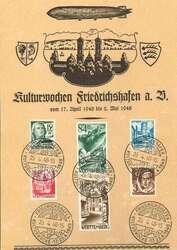 1340: Französische Zone Württemberg Zwangszuschlag