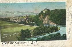 116550: Deutschland Ost, Plz Gebiet O-65, 655 Schleiz - Postkarten
