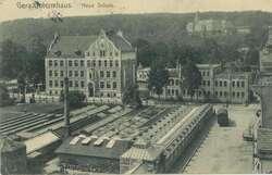 116500: Deutschland Ost, Plz Gebiet O-65, 650 Gera - Postkarten