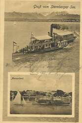 15: Altdeutschland Bayern - Postkarten