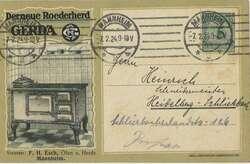 106800: Deutschland West, Plz Gebiet W-68, 680 Mannheim
