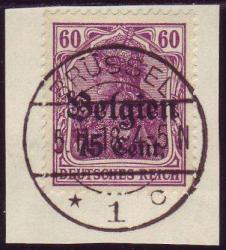 360: Deutsche Besetzung I. WK Belgien