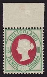 45: Altdeutschland Helgoland