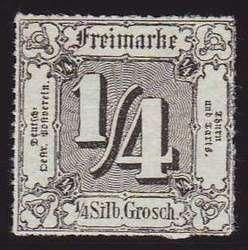 95: Altdeutschland Thurn und Taxis