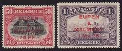 1835: Belgische Besatzung Eupen und Malmedy