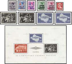 4085: Kroatien - Sammlungen