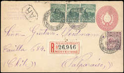 6600: Uruguay - Besonderheiten