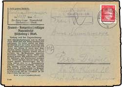 724: Kriegsgefangenenlagerpost