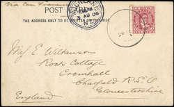 2305: Cook Inseln - Besonderheiten