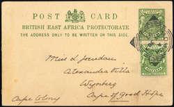 1970: Britisch Ostafrika - Besonderheiten