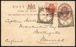 1885: Betschuanaland - Besonderheiten
