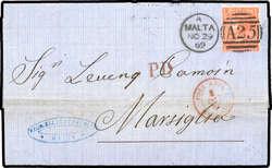4355: Malta - Besonderheiten