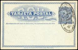 6600: Uruguay - Ganzsachen