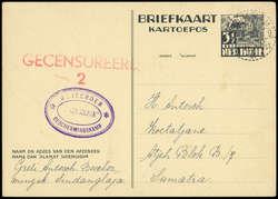 4635: Niederländisch Indien - Besonderheiten