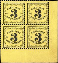11: Altdeutschland Baden Landpost