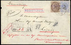 4240: Malaiische Staaten Straits Settlements - Besonderheiten