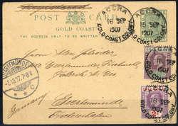 2805: Goldküste - Besonderheiten